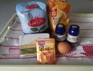cake ingredienten