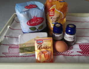 cake ingredienten