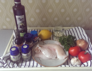 Ingredienten schelvis