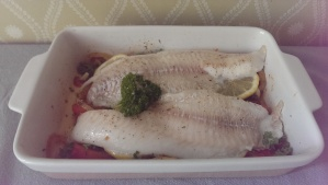schelvis uit de oven